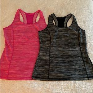 Exercise/Active tops